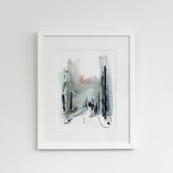 Joanna Gresik  - Oppidan (Framed)