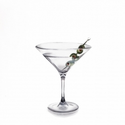 Erin Rothstein - Tasting room: martini with olives