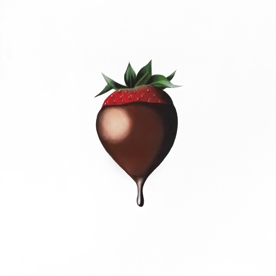 Tasting room: strawberry dip by Erin Rothstein
