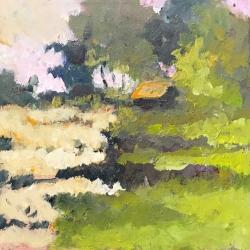 Masood Omer - Outdoor sketch 4