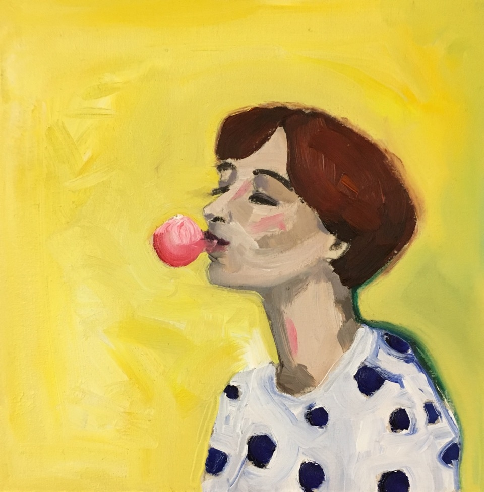 Bubblegum Maria by Frances  Hahn