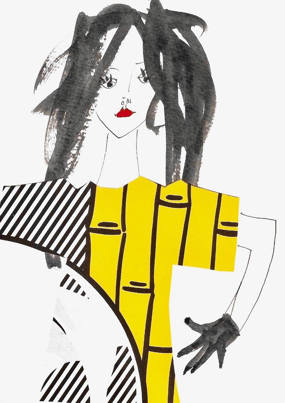 The Ta Dah Dress by Diane Lingenfelter