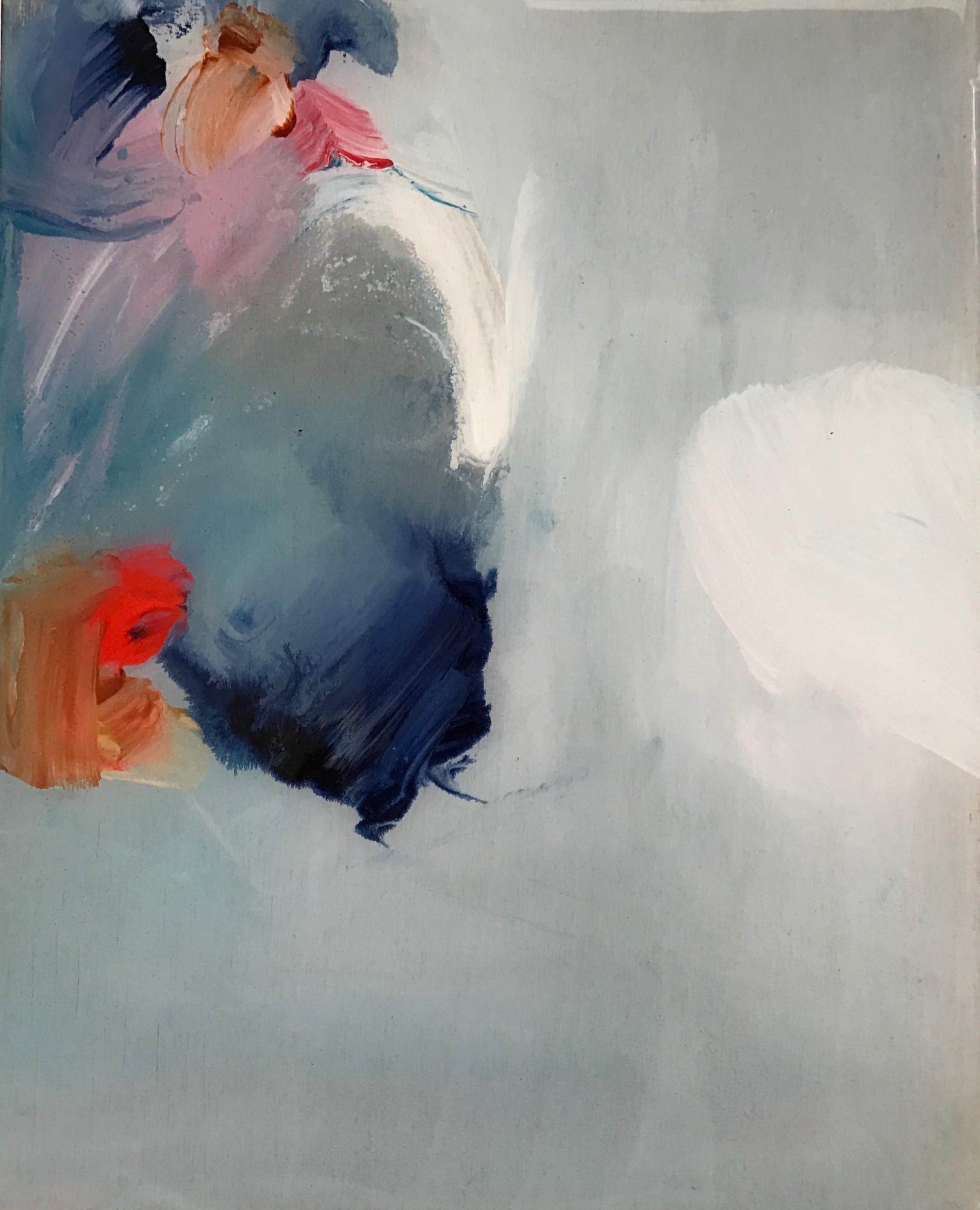 Azure I by Christine Breakell-Lee