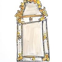 Jennifer Wardle - Mirror #1