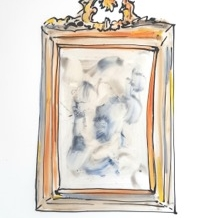 Jennifer Wardle - Mirror #2