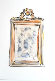 Mirror #2 by Jennifer Wardle