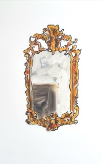 Mirror #3 by Jennifer Wardle