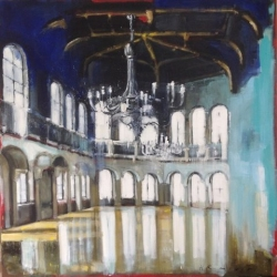 Hanna Ruminski - Hall in Ferstal Palace