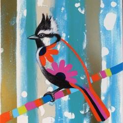 Ramona Nordal - Bird Study #4