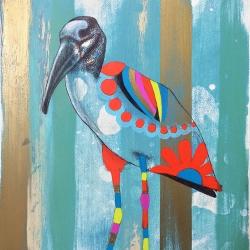 Ramona Nordal - Bird Study #11