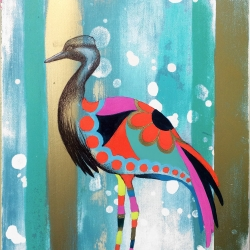 Ramona Nordal - Bird Study #19