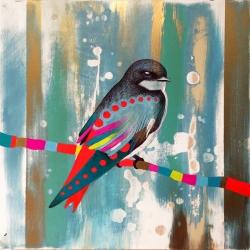 Ramona Nordal - Bird Study #2
