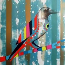 Ramona Nordal - Bird Study #12