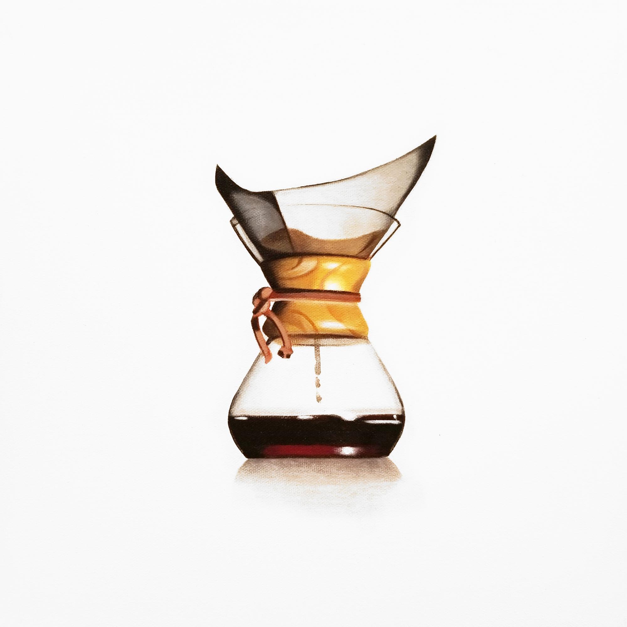 Tasting Room: Coffee Maker by Erin Rothstein