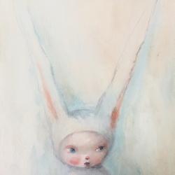 Kate Domina - Bunny Pondering