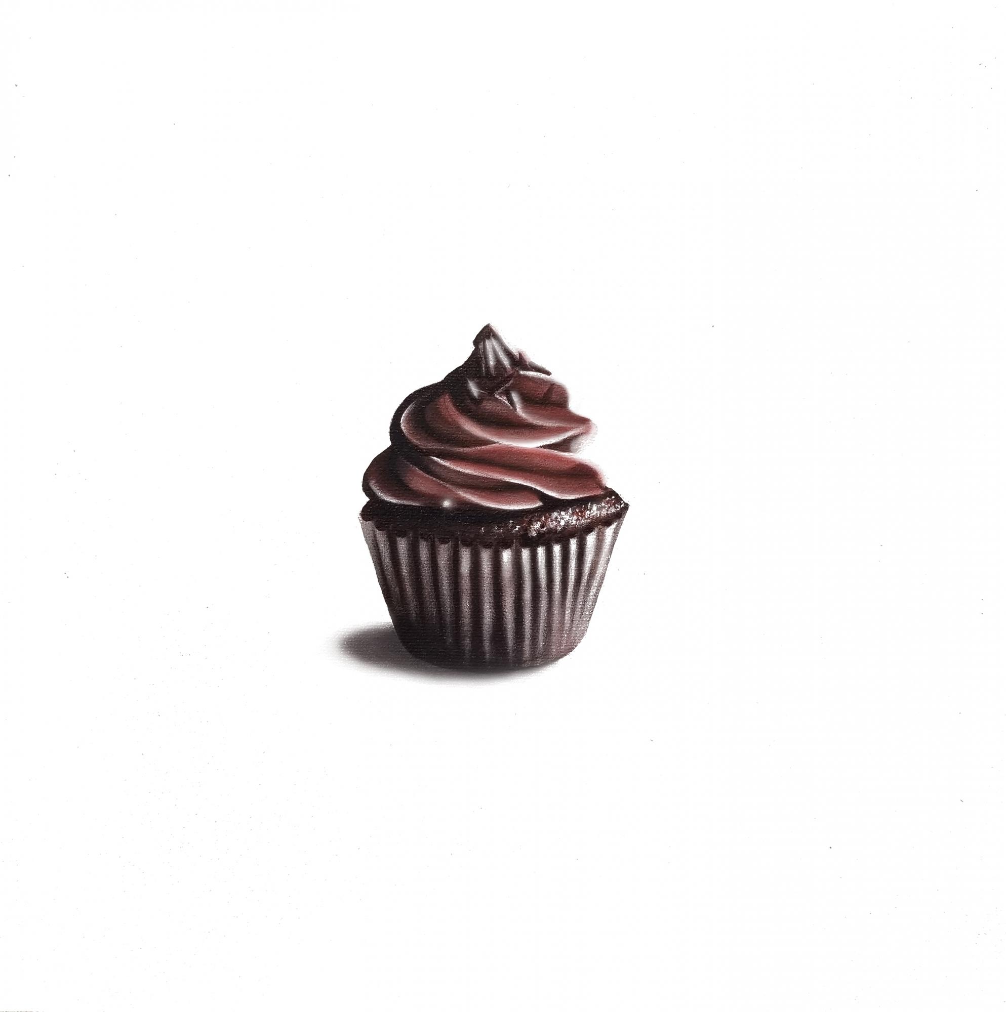 Tasting Room: Chocolate cupcake  by Erin Rothstein