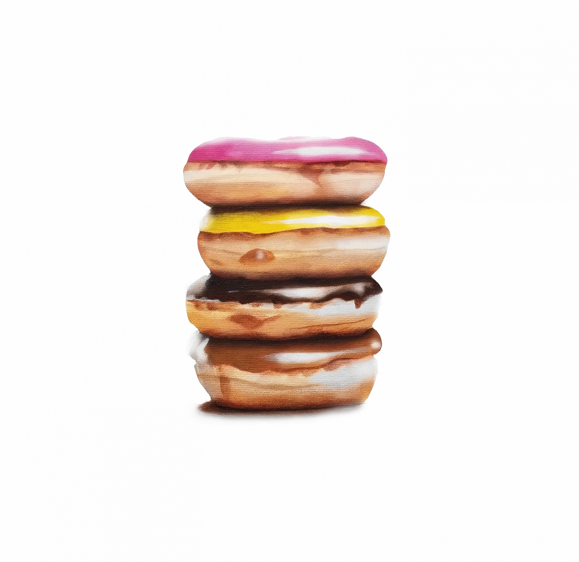 Tasting Room: Donut Stack  by Erin Rothstein