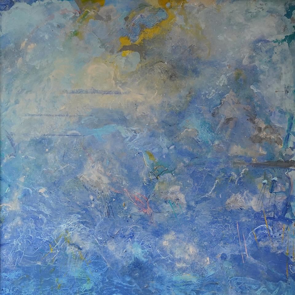 Blue Skies by David Lee