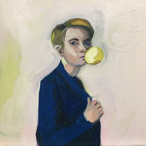 Bubblegum Piper by Frances  Hahn
