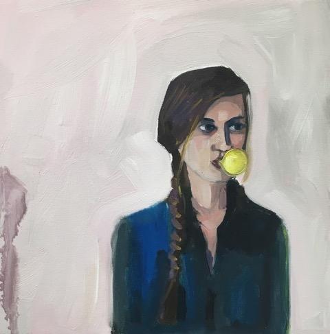 Bubblegum Faye by Frances  Hahn