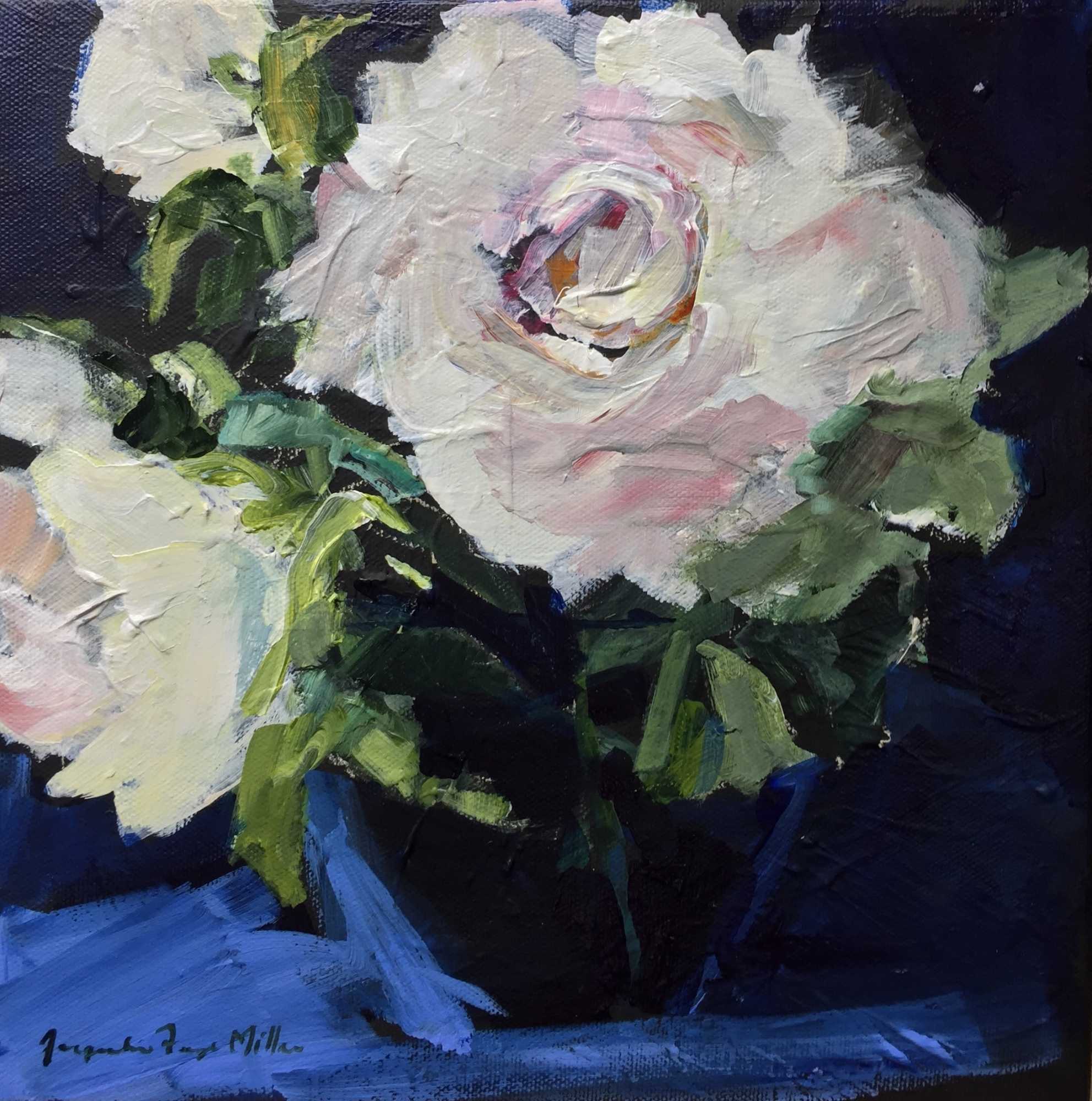 Blooming In Your Finest Hour  by Jackie  Miller