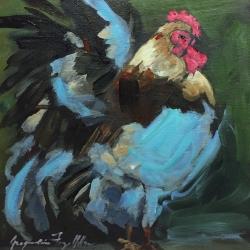 Jackie  Miller  - R. U. Crow