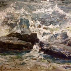 Sharin  Barber  - The Rock Surf