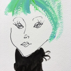 Diane Lingenfelter - Jade