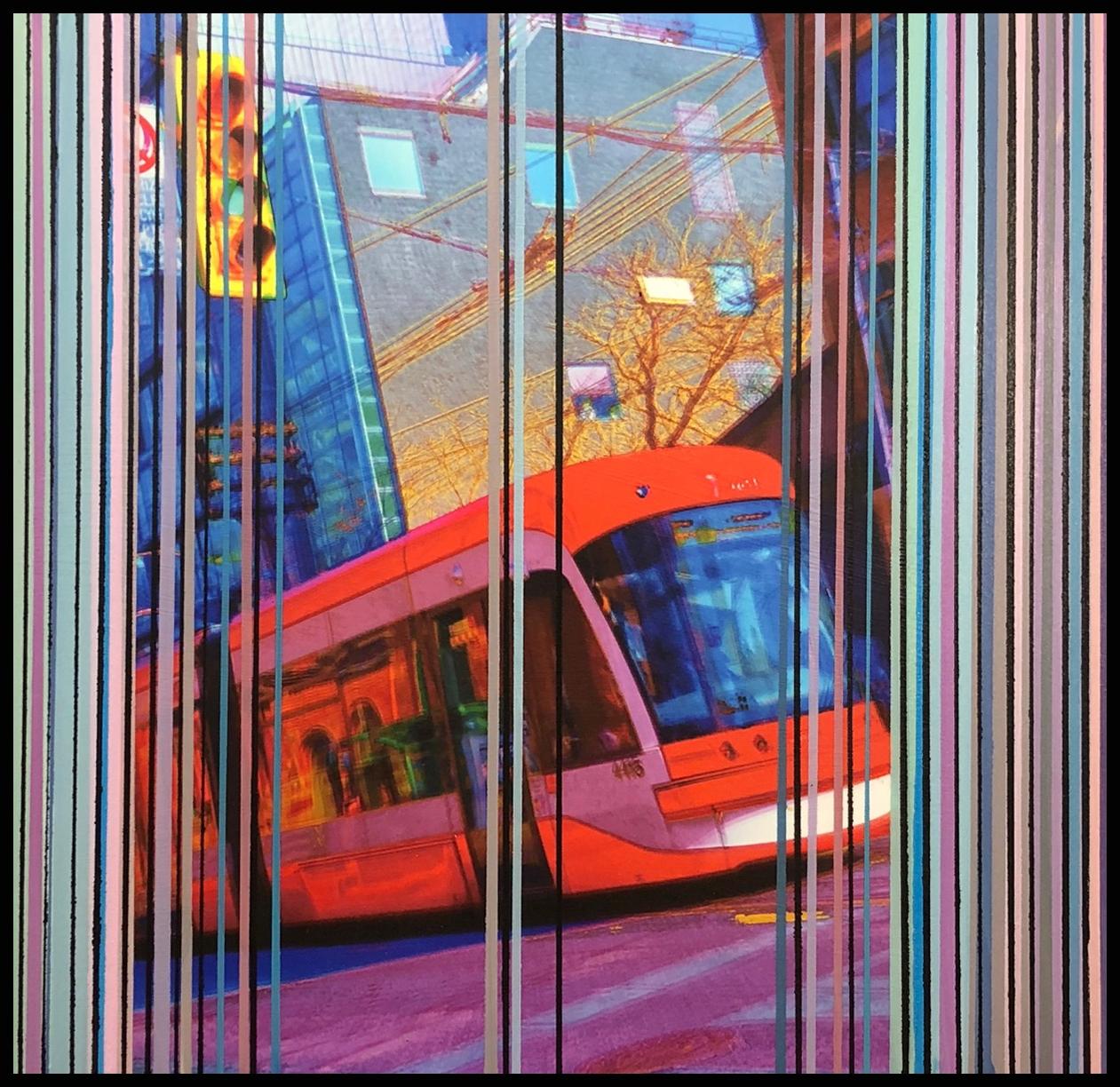 My City: 300 by Jamie MacRae