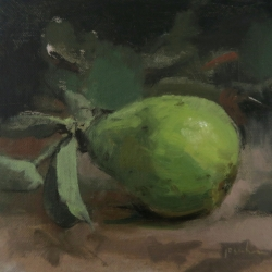 Maria  Josenhans - A Single Pear