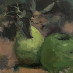 Maria  Josenhans - An Apple and a Pear