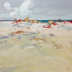 Gabriella Collier - Beach Scene Three