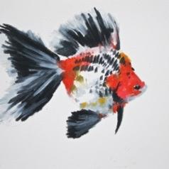 Agnieszka Foltyn - Goldfish 1
