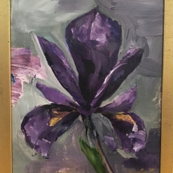 Madeleine Lamont - Small Iris 2018