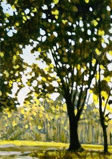 Morning Light Sketches 1 by Peer Christensen