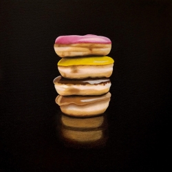 Erin Rothstein - Tasting Room: Donut Stack