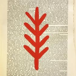 Michela Sorrentino - Leather Red 381