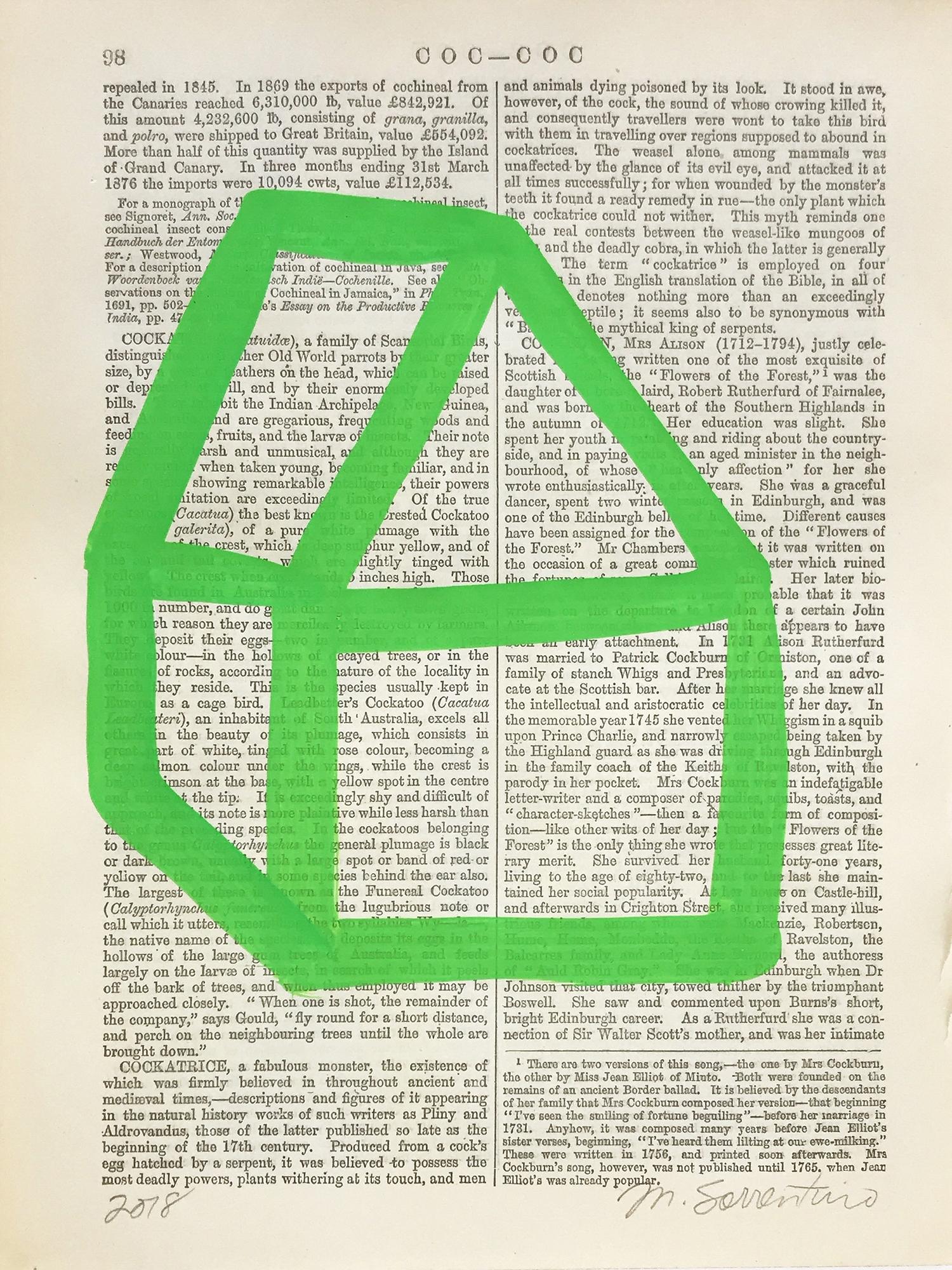 Coc-Coc Green 98 by Michela Sorrentino