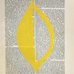 Michela Sorrentino - Mau-Mau Yellow 637