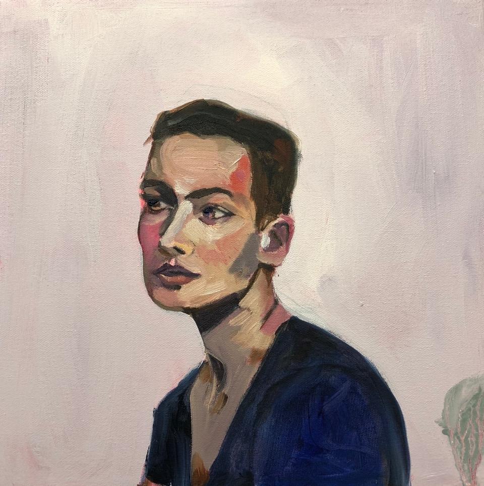 Steven  by Frances  Hahn
