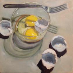 Sonja  Brown  - Egg Series #1