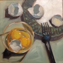 Sonja  Brown  - Egg Series #9