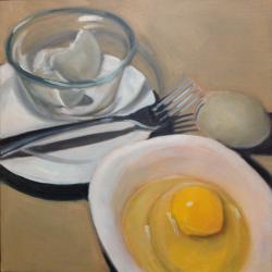Sonja  Brown  - Egg Series #5