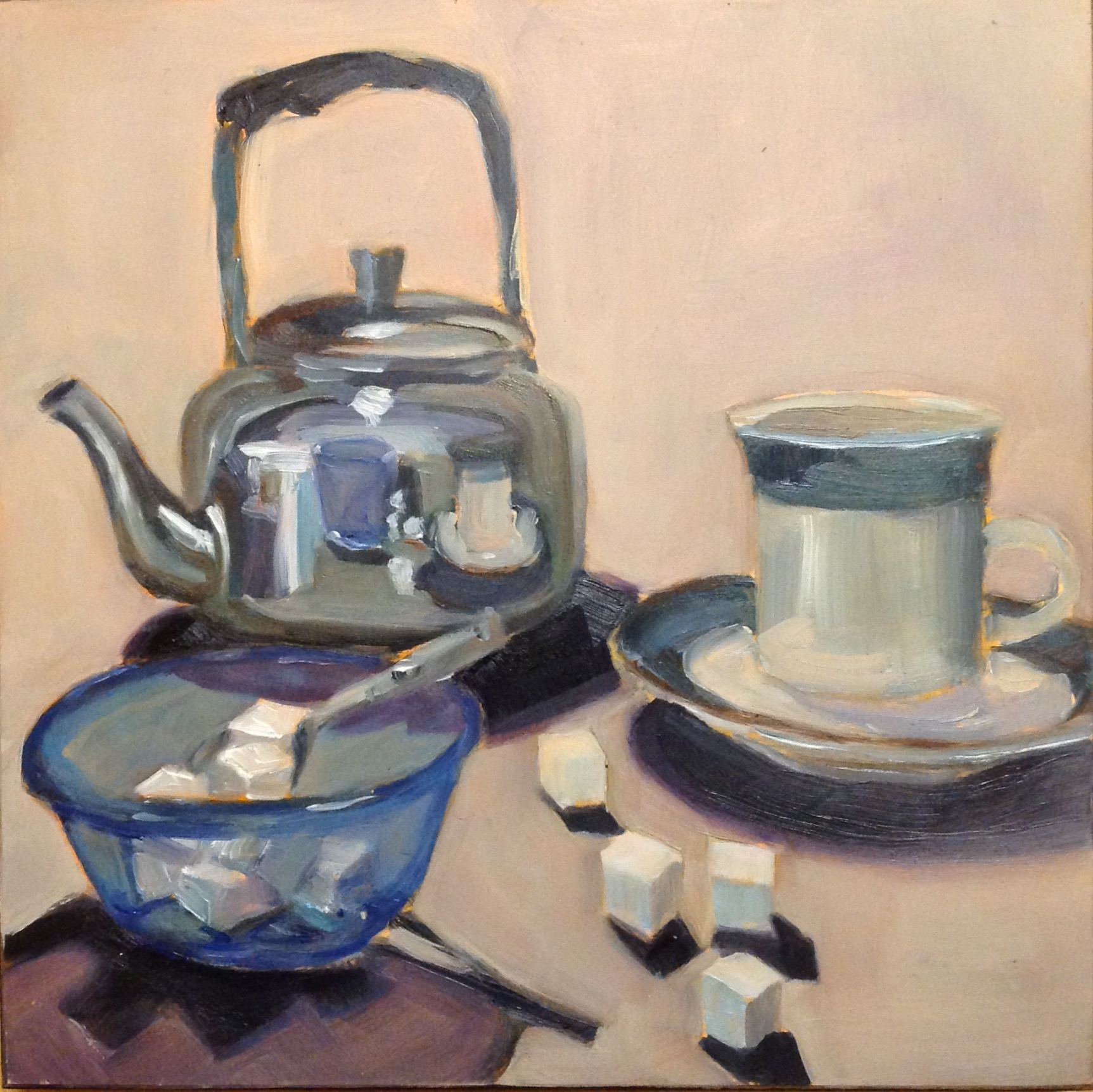 Kettle Series #5 by Sonja  Brown