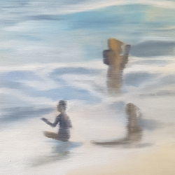 Shannon  Dickie  - Santa Monica Beach #1