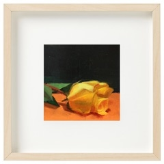 Caroline Ji - Yellow Rose