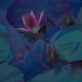 Waterlily 2 by Caroline Ji