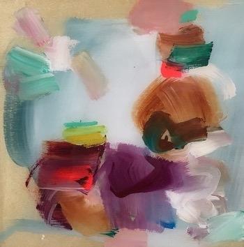 Shore II by Christine Breakell-Lee