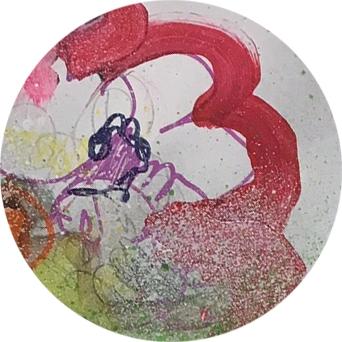 Tondo 02  by Emilie Rondeau