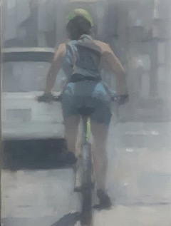 City of Cyclists 2 by Greg Nordoff